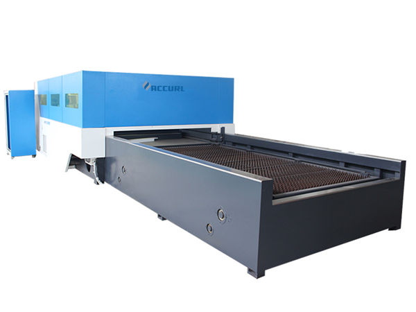Hochgeschwindigkeitsblech CNC-Schneidemaschine stabile Z-Achse automatische Verfolgung