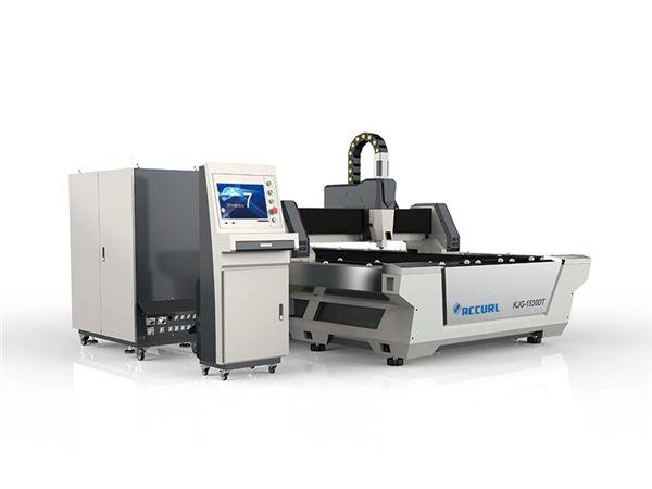 hocheffiziente cnc-laserschneidanlage mit maxphotonics laser
